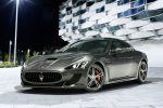 Maserati GranTurismo MC Stradale Fourseater Viersitzer 4.7 V8 Trofeo Front Seite Ansicht