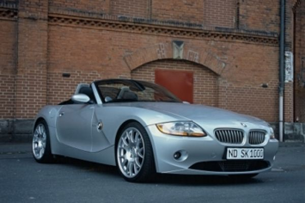 kr ftige leistungssteigerung f r den bmw z4 speed heads. Black Bedroom Furniture Sets. Home Design Ideas