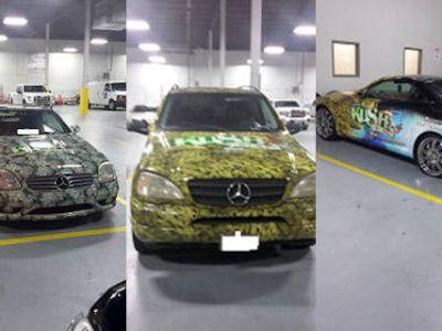 Kush Gods Mercedes-Benz M-Klasse Lexus SC 430 Mercedes-Benz SLK Washington D.C. Cannabis Marihuana Kekse Brownies Cupkaes Gummibärchen Drogen