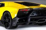 Lamborghini Aventador LP 720-4 50 Anniversario 6.5 V12 ISR Jubiläum Geburtstag Heck