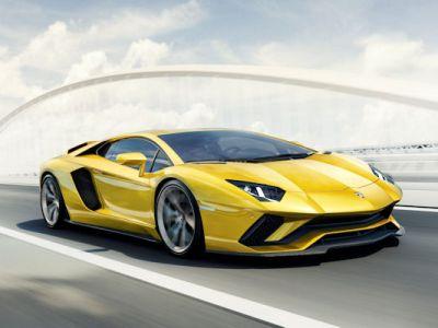 Lamborghini Aventador S 6.5 V12 Supersportwagen Drive Select Strada Sport Corsa Ego Vierradlenkung Allradlenkung