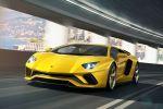 Lamborghini Aventador S 6.5 V12 Supersportwagen Drive Select Strada Sport Corsa Ego Vierradlenkung Allradlenkung Front Seite
