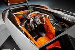 Lamborghini Egoista Concept 5.2 V10 Walter De Silva Cockpit Interieur Innenraum