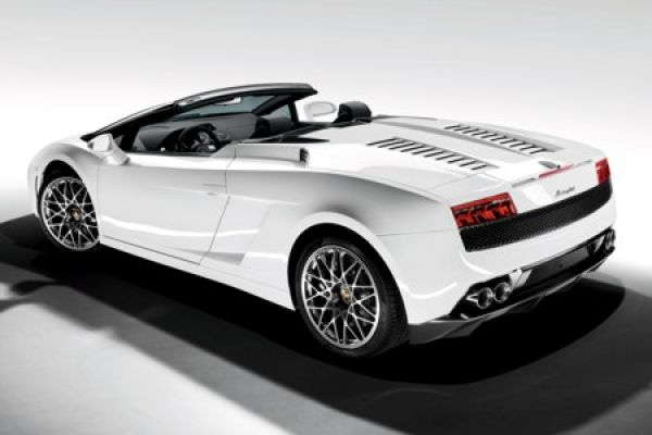 lamborghini gallardo lp560 4 spyder die schnelle. Black Bedroom Furniture Sets. Home Design Ideas