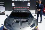 Lamborghini Huracan LP 620-2 Super Trofeo Rennwagen Markenpokal 5.2 V10 Hinterradantrieb Heckantrieb Supersportwagen Dallara Front
