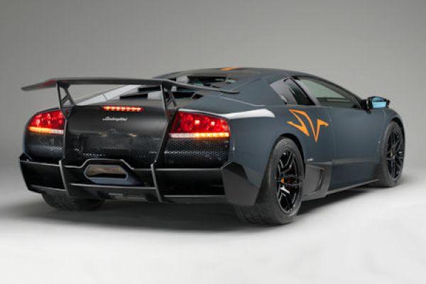 Lamborghini Murcielago Lp 670 4 Superveloce China Limited Edition