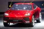 Lamborghini Urus Concept Studie SUV Offroader Geländewagen Luxus Performance Front Ansicht