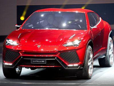 Lamborghini on Lamborghini Urus Concept Studie Suv Offroader Gel  Ndewagen Luxus