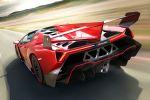 Lamborghini Veneno Roadster 6.5 V12 ISR Forged Composite Carbon Skin Heck