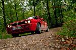 Lancia Delta HF Integrale Evoluzione Front Ansicht