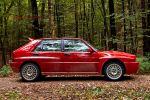 Lancia Delta HF Integrale Evoluzione Seite Ansicht