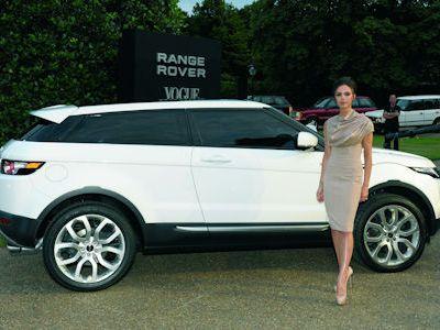 Victoria Beckham neue Range Rover-Designerin