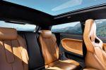 Land Rover Range Rover Evoque Special Edition Victoria Beckham Kompakt SUV Premium Offroader 2.0 Si4 4WD Allrad Vintage Tan Interieur Innenraum Fond Rücksitze Panoramadach