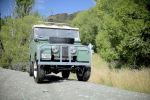 Land Rover Serie 1 Geländewagen Offroader 1957 Neuseeland Landy Will Radford Front