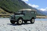 Land Rover Serie 1 Geländewagen Offroader 1957 Neuseeland Landy Will Radford Front Seite