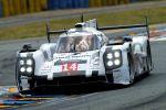 Le Mans 24 Stunden Rennen 2014 24 heures 24h Langstreckenrennen Porsche 919 Hybrid LMP1 2.0 V4 Elektromotor Sportwagenprotoyp