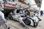 Le Mans 24 Stunden Rennen 2014 24 heures 24h Langstreckenrennen Porsche 919 Hybrid LMP1 2.0 V4 Elektromotor Sportwagenprotoyp Box