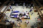 Le Mans 24 Stunden Rennen 2014 24 heures 24h Langstreckenrennen TMG Toyota Racing TS040 Hybrid LMP1 3.4 V8 Elektromotor Sportwagenprotoyp Box