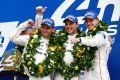 Le Mans 2015 - 24 Stunden Rennen - Siegerehrung