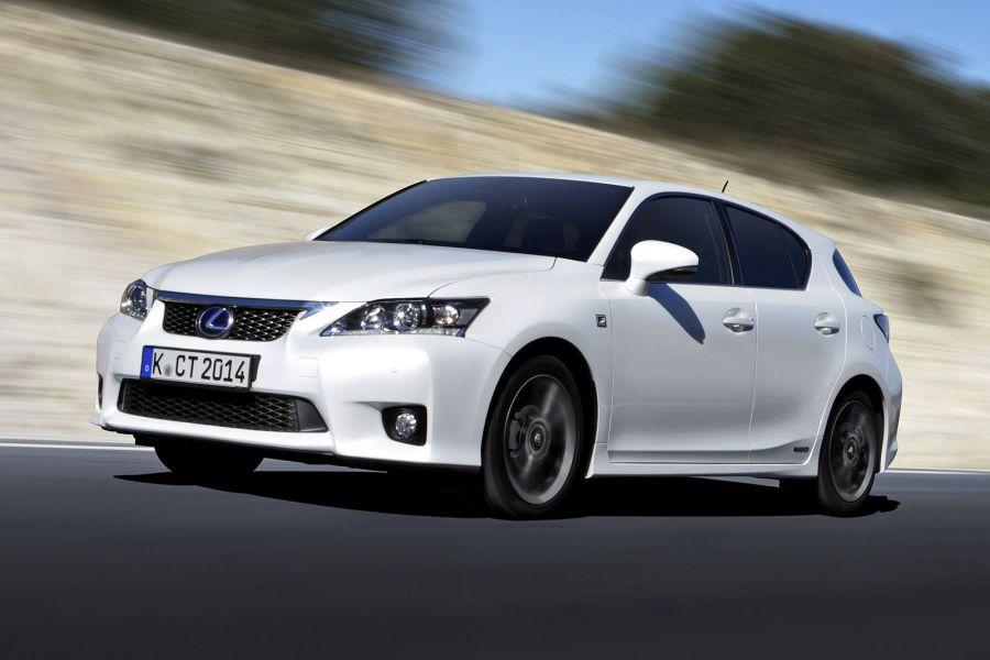 Lexus Ct 200h 2013 Noch Mehr Komfort Kleiner Verbrauch