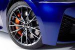 Lexus GS F 2015 Performance Limousine 5.0 V8 Saugmotor Carbon Sports Direct Shift SPDS Torque Vectoring Differential TVD Rad Felge