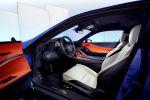 Lexus LC 500h Hybrid 2017 3.5 V6 Elektromotor Multi Stage Hybrid Drive mehrstufige Untersetzung Sportcoupe Luxuscoupe Sportwagen Interieur Innenraum Cockpit