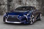 Lexus LF LC 2017 Sportcoupe Sportwagen Hybridantrieb Elektromotor 5.0 V8 Saugmotor Torque Vectoring Differential TVD 10 Gang Automatik Aisin Front