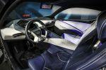 Lexus LF-SA Concept Studie Kleinstwagen Kleinwagen Luxus Interieur Innenraum Cockpit