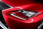 Lexus RC Sportcoupe 2014 350 3.5 V6 300h 2.5 Vierzylinder Vollhybrid Benziner Elektromotor CVT Remote Touch Rear Cross Traffic Rückraum Assistent Spurhalte Assistent Totwinkel Frontscheinwerfer
