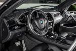 Lightweight Performance BMW X4 xDrive35d F26 Turbodiesel Carbon Vollfolierung Versiegelung Abgasanlage Endschalldämpfer Leistungssteigerung Tuning Kennfeldoptimierung Zusatzsteuergerät Zusatz Display Vmax Aufhebung Interieur Innenraum Cockpit