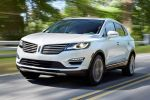 Lincoln MKC 2015 Kompakt SUV Sport Utility Vehicle Crossover EcoBoost AWD Allrad MyLincoln Touch SYNC Front Seite