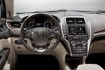 Lincoln MKC 2015 Kompakt SUV Sport Utility Vehicle Crossover EcoBoost AWD Allrad MyLincoln Touch SYNC Interieur Innenraum Cockpit