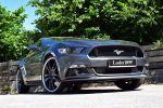 Loder1899 Ford Mustang GT Fastback 2015 Lander Felge Rad Muscle Car Pony Car Sportwagen 5.0 V8 Kompressor Tuning Front