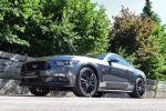 Loder1899 Ford Mustang GT Fastback 2015 Vertigo Viginti Felge Rad Muscle Car Pony Car Sportwagen 5.0 V8 Kompressor Tuning Front