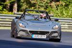 Lotus 3-Eleven Road Race 3.5 V6 Vierzylinder Kompressor Sportwagen Roadster Front