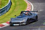 Lotus 3-Eleven Road Race 3.5 V6 Vierzylinder Kompressor Sportwagen Roadster Front Seite