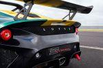 Lotus 3-Eleven Road Race 3.5 V6 Vierzylinder Kompressor Sportwagen Roadster Heck