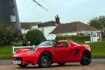 Lotus Elise Sport 220 Vierzylinder Kompressormotor Sportwagen Roadster Front Seite