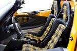 Lotus Elise Sport Vierzylinder Sportwagen Roadster Interieur Innenraum Cockpit