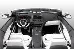 Lumma Design CLR 600 GT BMW 650i 6er Cabrio F12 4.4 V8 TwinTurbo Biturbo Interieur Innenraum Cockpit