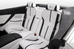 Lumma Design CLR 600 GT BMW 650i 6er Cabrio F12 4.4 V8 TwinTurbo Biturbo Interieur Innenraum Fond Sitze