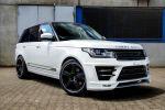 Lumma Design CLR SR Land Rover Range Rover Vogue Bodykit TDV6 Luxus SUV Offroad Geländewagen 4x4 Allrad Front Seite