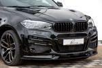 Lumma CLR X6R BMW X6 F16 Crossover SUV Coupe Twin Power Turbo Benziner V8 xDrive50i Tuning Leistungssteigerung Breitbau Bodykit Rad Felge CLR Racing Front