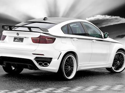 Auto  Racing on Lumma Clr X 650 Gt  Der Bmw X6 Avanciert Zum Rennwagen   Bmw News