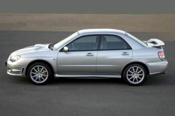lustvoller stra enrenner subaru impreza wrx sti limited speed heads. Black Bedroom Furniture Sets. Home Design Ideas