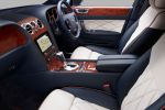 Bentley Continental Flying Spur Series 51 Innenraum Interieur Cockpit Infotainment Touchscreen Sapelli Pomelle