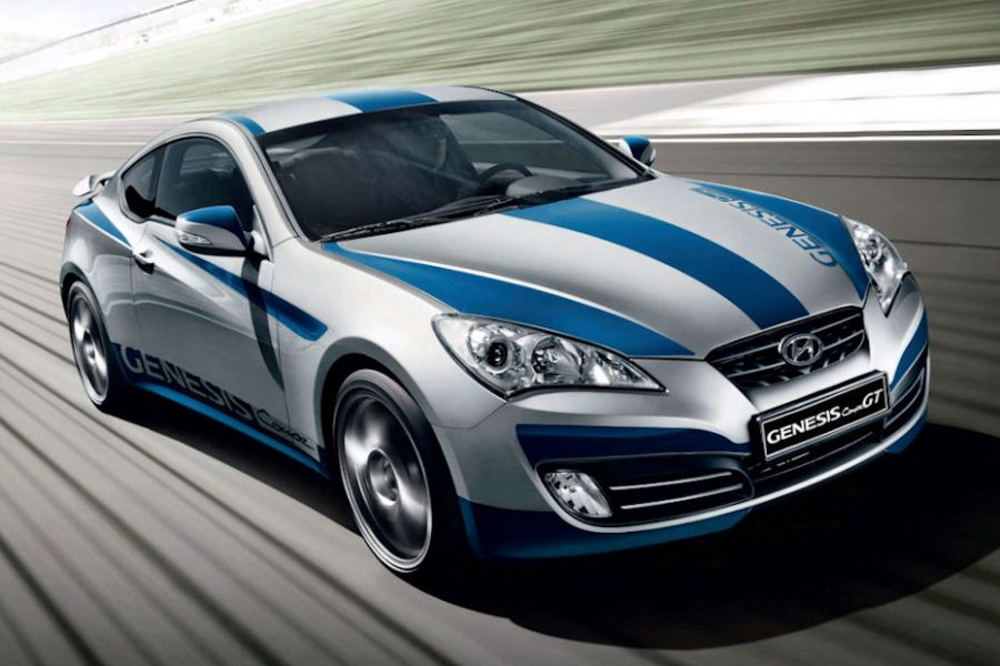 Hyundai Genesis Coup 233 Gt Motorsport F 252 R Den Alltag Speed Heads