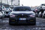 Manhart MH1 400 BMW M135i 1er Performance TwinPower Turbo Carbon Paket Exterieur Concave One Front