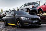 Manhart MH1 400 BMW M135i 1er Performance TwinPower Turbo Carbon Paket Exterieur Concave One Front Seite
