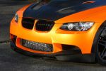 Manhart Racing MH3 V8 RS Clubsport BMW M3 4.4 V8 Concave One Black Edition Performance Front Ansicht